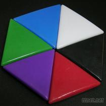 造型磁鐵, 三角形磁鐵