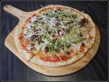 木製披薩盤