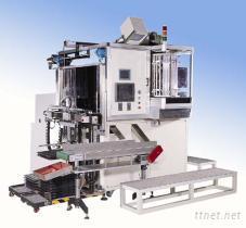 全自動雙色網版印刷機