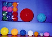 塑膠玩具-水晶球