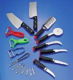 菜刀, 水果刀, 刨絲刀