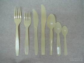 塑膠刀叉匙