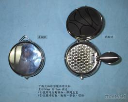可攜式袖珍型環保煙灰缸