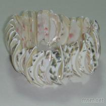 天然貝殼手環