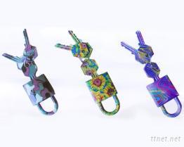 掛鎖鑰匙(特殊鑰匙)