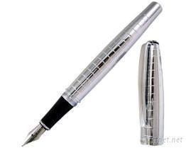 rarefatto2000尚品白铬钢笔