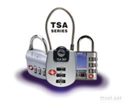 TSA挂锁