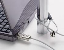 筆記型電腦號碼安全鎖