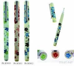 1025 木槿花钢珠笔-原子笔