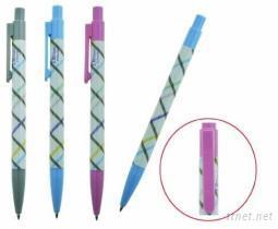 廣告筆, 按鍵原子筆