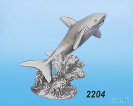 鯊魚2204-擺飾品