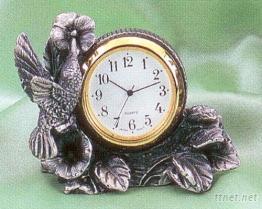 花鳥-擺飾鐘