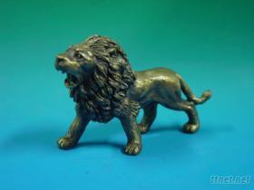 獅子-擺飾藝品  0271