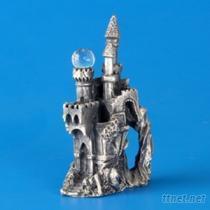 城堡-水晶擺飾藝品