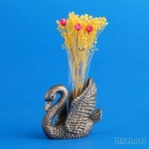 天鵝花瓶 -花瓶擺飾藝品