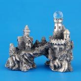 城堡-水晶摆饰艺品