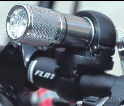 9顆LED腳踏車車燈 + 腳架 (禮盒組)