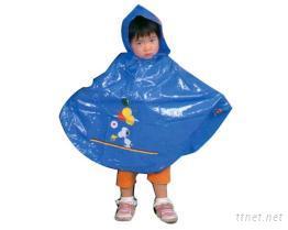 兒童斗篷雨衣