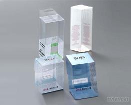 PVC/PP/PET手工盒, 精美礼盒, 高週波软丝摺叠盒
