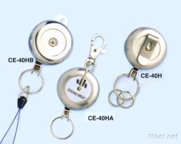 伸縮鑰匙圈