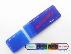 液晶額頭溫度片