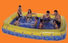 充氣游泳池/美式泳池