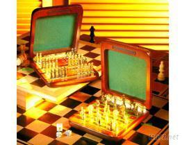 木製西洋棋