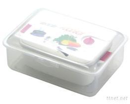 雙效微波保鮮盒