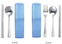 不锈钢环保筷匙组