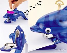 動物造型訂書機