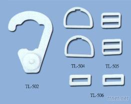 塑膠固定環扣