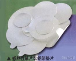 感熱性單片裝鋁箔墊片