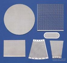沖床加工製品-金屬精密網