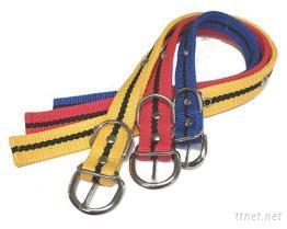 跳伞双层有铢犬皮带