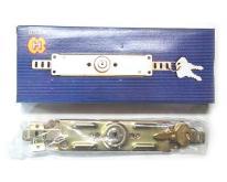 大板匙鐵門鎖