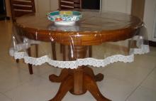 PVC透明桌巾