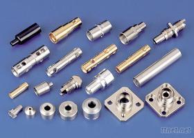 光纤零件(CNC电脑车床加工制品)