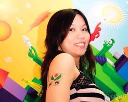 紋身貼紙專家