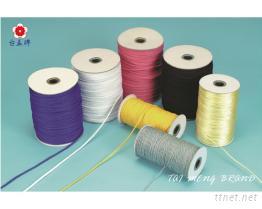 台孟牌圓織帶, 繩子, 棉織帶