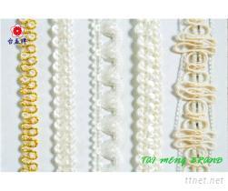 彎帶, 花邊織帶, 蕾絲織帶
