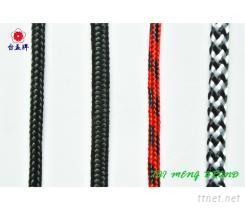 圆织带, 鞋带, 绳