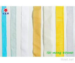 雪纱带, 丝绒带, 特多龙缎带