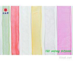 雪紗帶, 尼龍緞帶, 絲絨緞帶