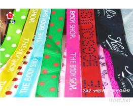 特多龙缎带, 尼龙缎带, 提花缎带