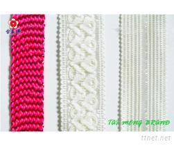 蕾絲織帶, 造型織帶, 花邊鬆緊帶