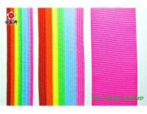 扁織帶, 彩色織帶, 特多龍織帶