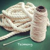 台孟牌纯棉绳, 肉粽绳, 特多龙棉绳