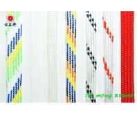 扁織帶, 提花織帶, 彩色織帶