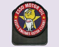 ESSO磁铁刺绣臂章