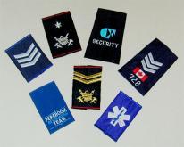 軍警用刺繡臂章